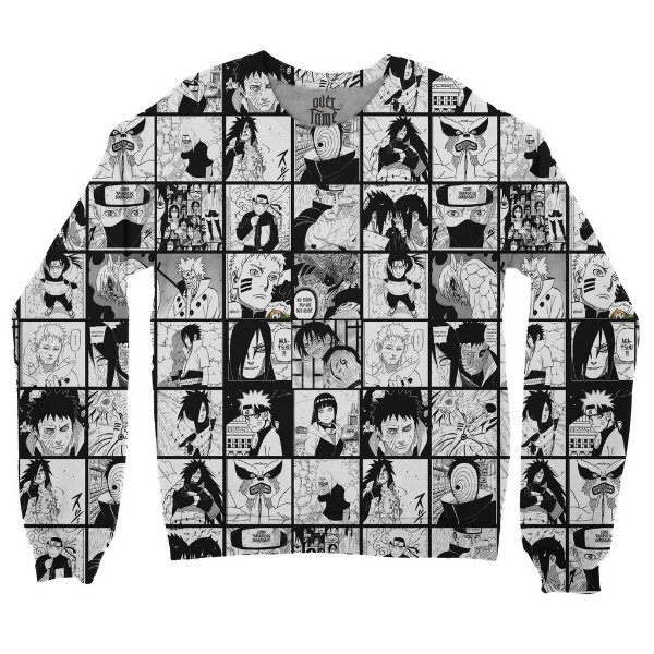 Camiseta Masculina Naruto Shippuuden E Sasuke Quadriculado - Smart4Me 1d4230a7e26f9