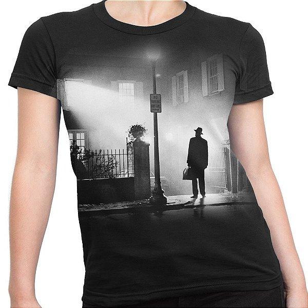 03022a9ae Camiseta Baby Look Feminina O Exorcista - Smart4Me