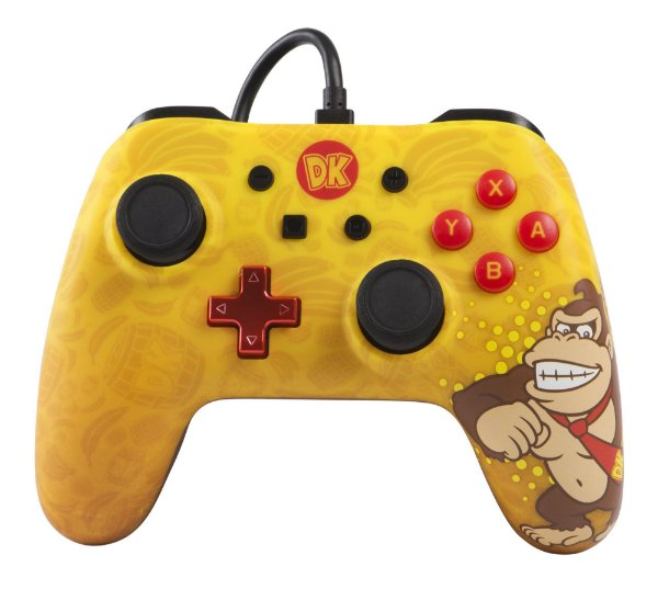 Controle Switch Com Fio Donkey Kong