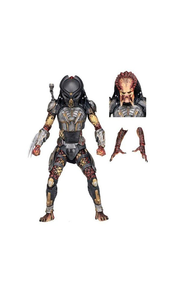 O Predador The Predator 2018  Fugitive - 7'' Action Figure