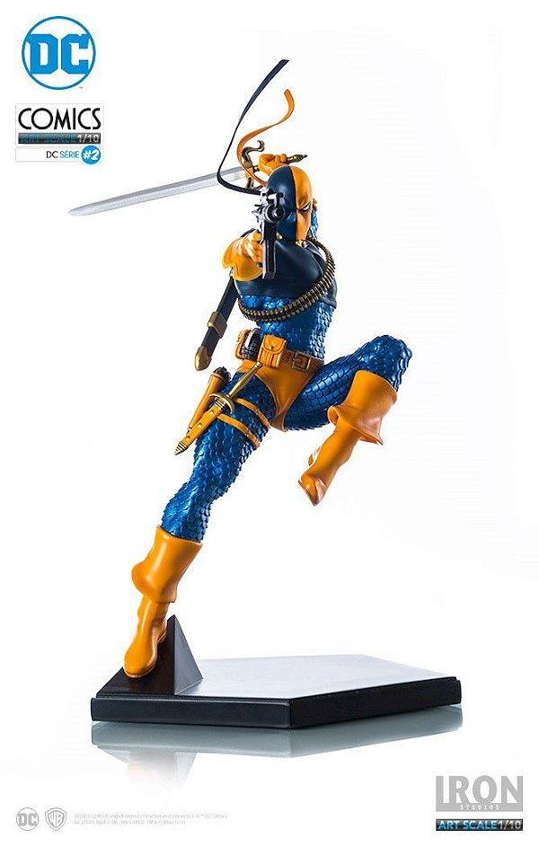 Exterminador Deathstroke by Ivan Reis (Regular) - DC Comics Serie 2 - 1/10 Art Scale