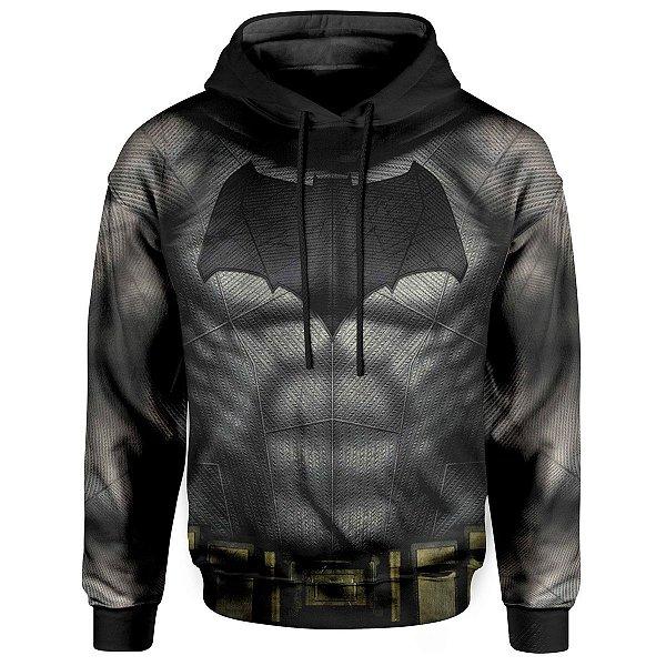 Moletom com Capuz Batman Traje Md02