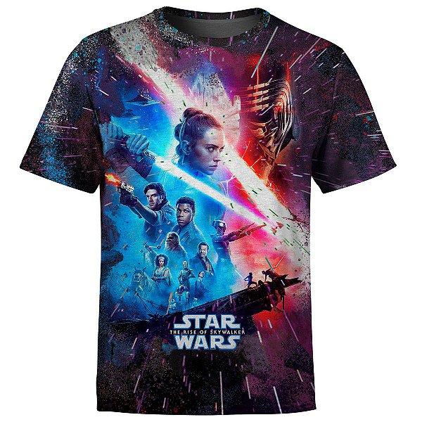 Camiseta Star Wars IX A Ascensão Skywalker Md06