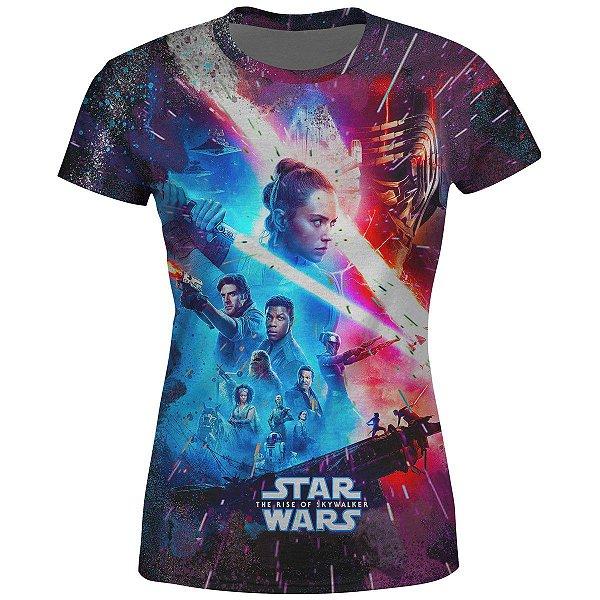 Babylook Star Wars IX A Ascensão Skywalker Md06