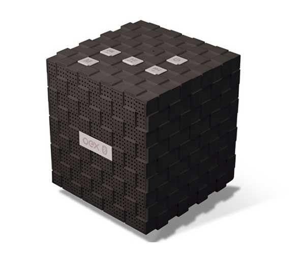 Caixa de Som SK401 - Music Box - OEX - Preto
