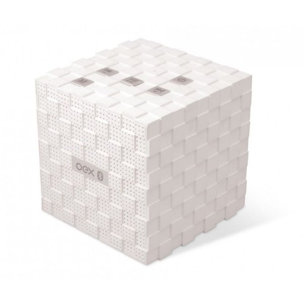 Caixa de Som SK401 - Music Box - OEX - Branco