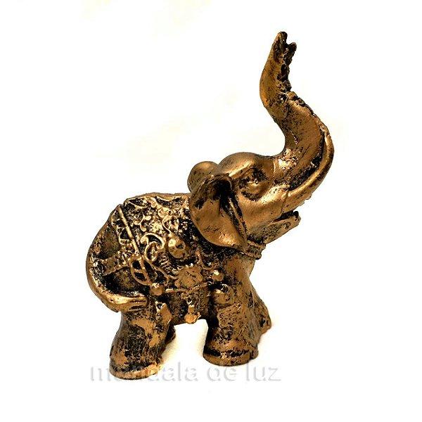 Mini Elefante Indiano 8cm