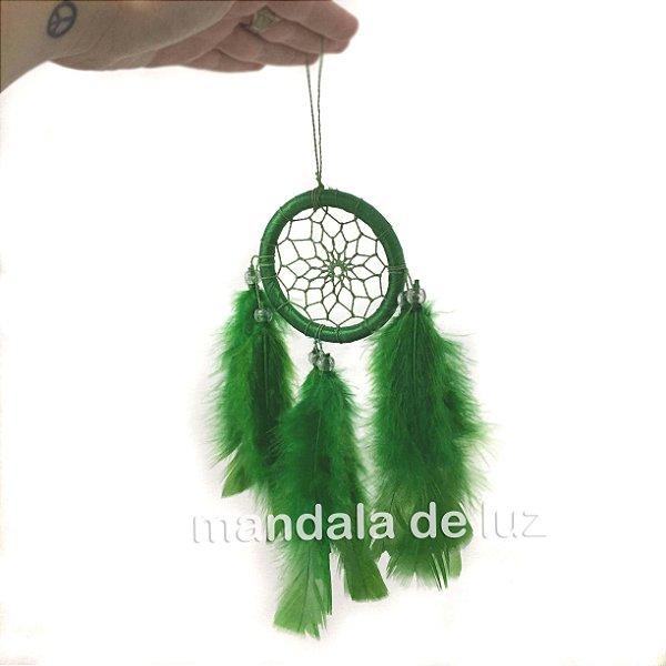 Filtro Sonhos Verde 23cm - 023