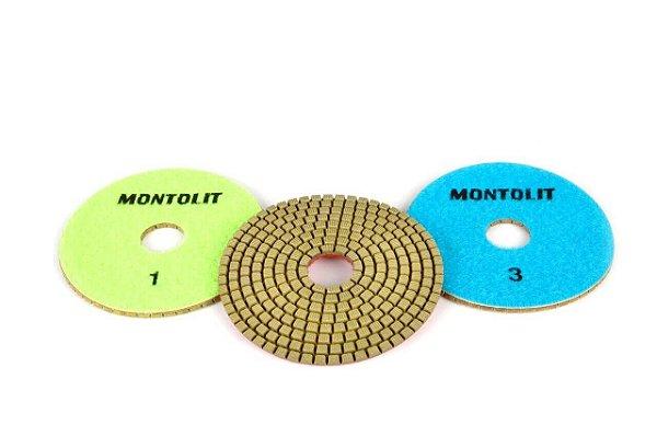 Kit discos para Polimento PADS