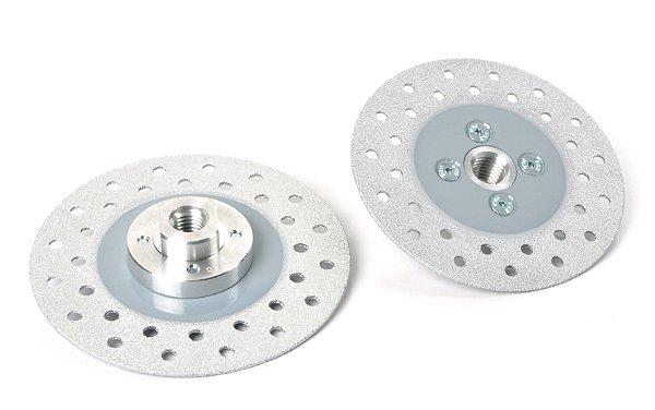 Disco diamantado de corte e acabamento STL