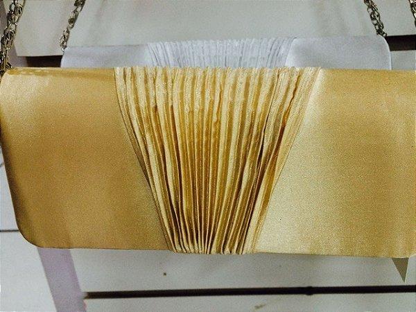 Carteira Dourada