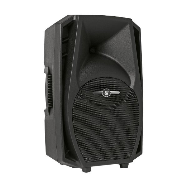 Caixa de Som Acústica Frahm PS 12 Ativa BT APP Plus 200W Rms