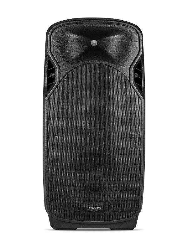 Caixa de Som Acústica Frahm Groov GR 12.2 Ativa BT