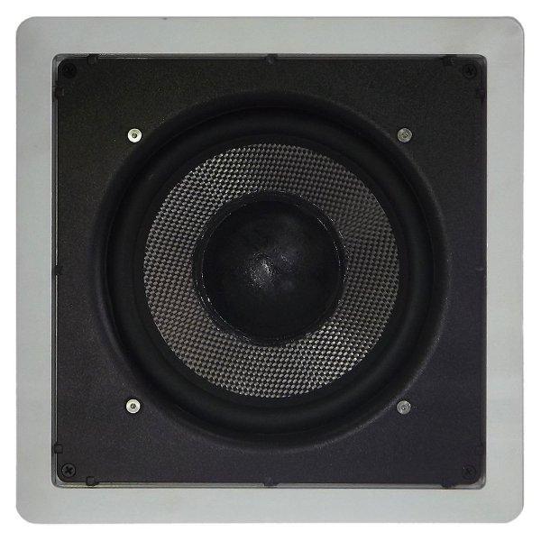 Subwoofer In Wall Loud LSW8 150W - Subwoofer Passivo Embutir