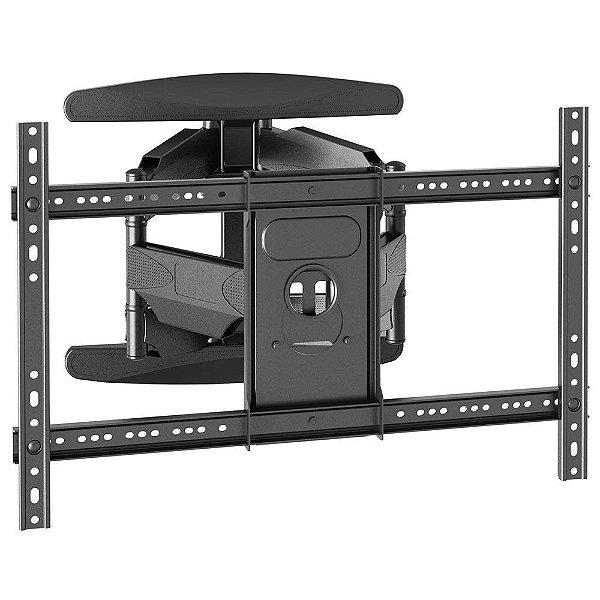 """Suporte Articulado De Parede ELG A02V6 Para TVs 3D/LCD/LED De 32"""" A 75"""""""