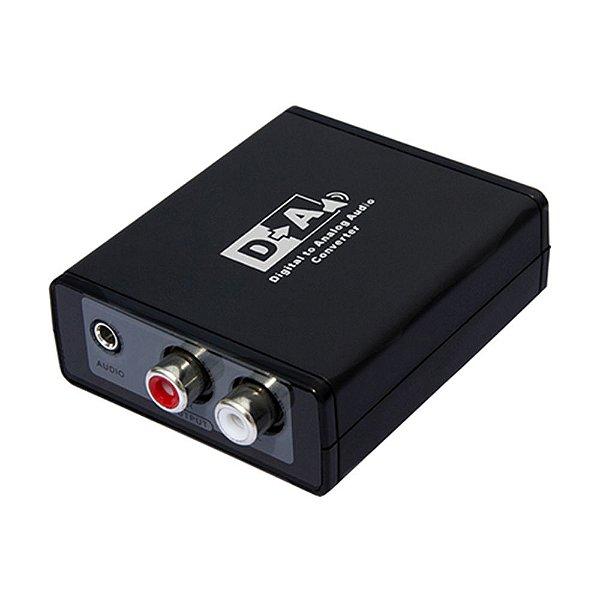 Conversor de Áudio Digital / Analógico LEN-LKV3088
