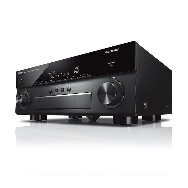 Receiver Yamaha Aventage RX-A880 BL 7.2ch Bluetooth Wi-Fi Dolby Atmos Vision MusicCast