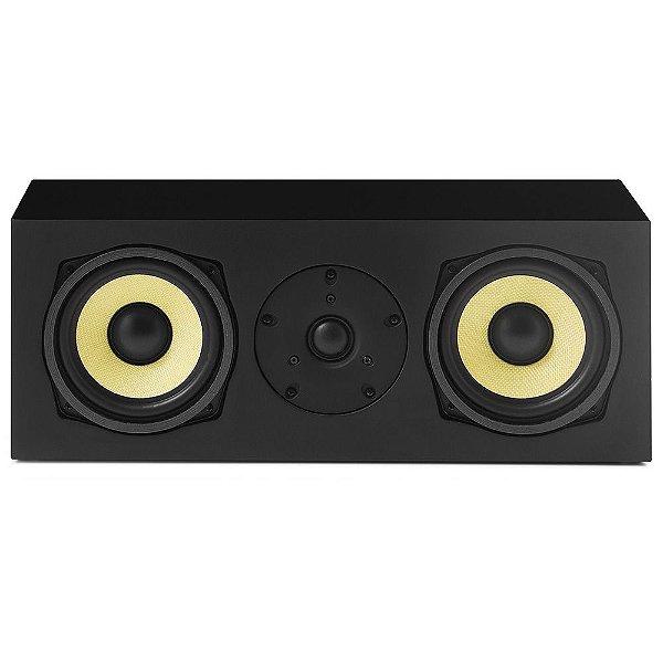 Caixa Acústica AAT Rakt C-140 Central Fosca Microtexturizada