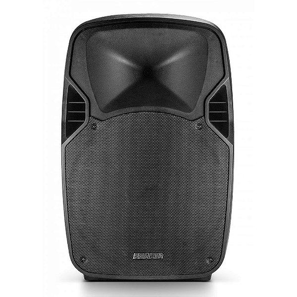 Caixa de Som Acústica Frahm PW 600 Ativa BT APP 600W Rms