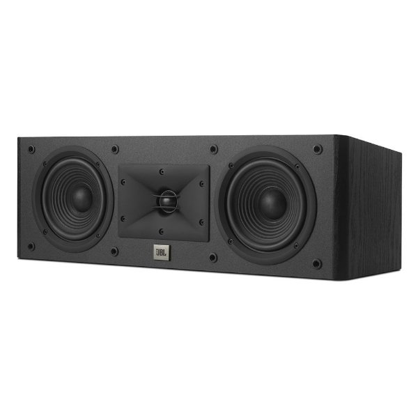 Caixa Acústica JBL Arena 125C Central Para Home Theater