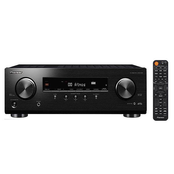 Receiver Pioneer VSX-534 5.2ch DolbyAtmos DTS:X HDR10 HLG 4K Bluetooth ZonaB 110V