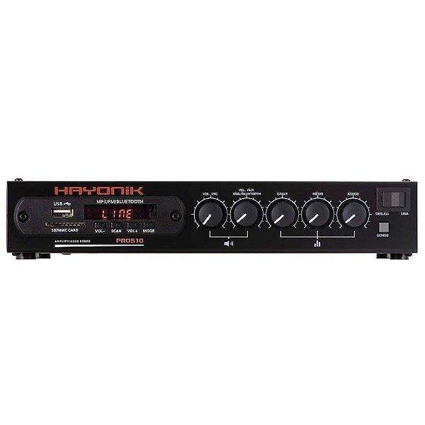 Amplificador Hayonik PRO 510 Gongo