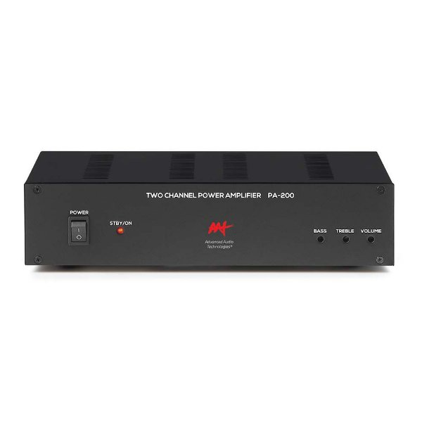 Amplificador AAT PA-200 Multizona 200W RMS para Zona 2