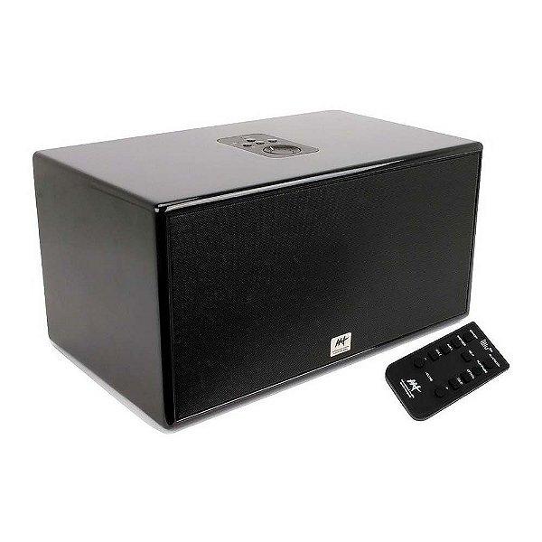Caixa Acústica AAT iBlu Box Bluetooth 120W RMS Preta