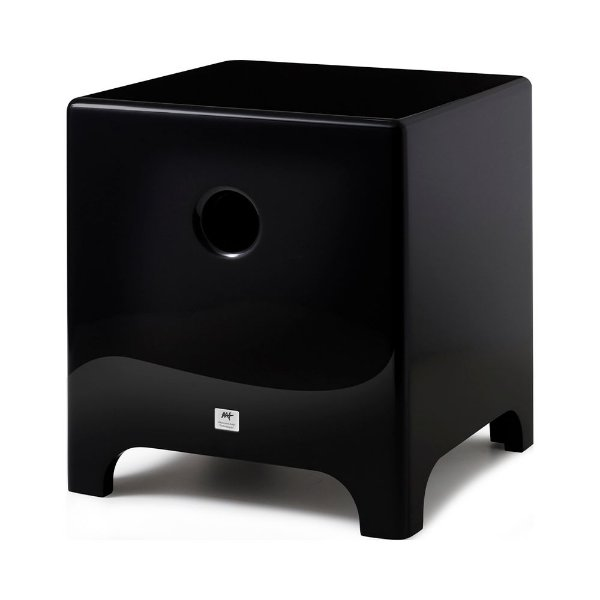"Subwoofer Ativo AAT Cube Modern 10"" 250W Rms Preto"