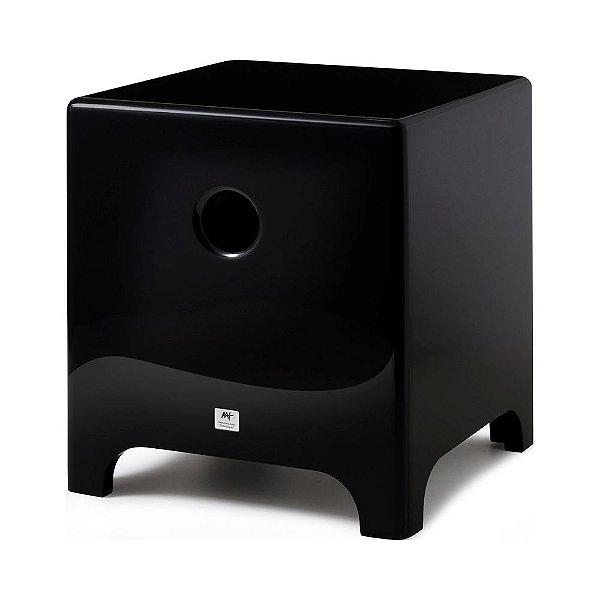 "Subwoofer Ativo AAT Cube Modern 10"" 250W Rms Preto"
