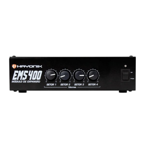 Módulo De Expansão Amplificado EMS 400 HAYONIK