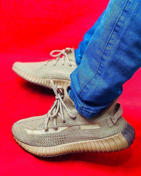 Tênis Adidas Yeezy Boost 350 v2 Earth Frete Grátis
