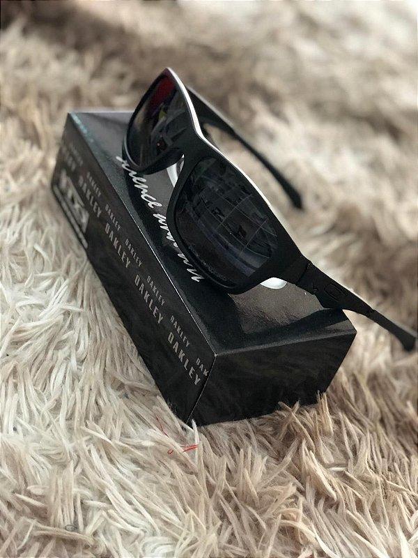 Óculos Oakley Jupiter Lente Preta Frete Grátis