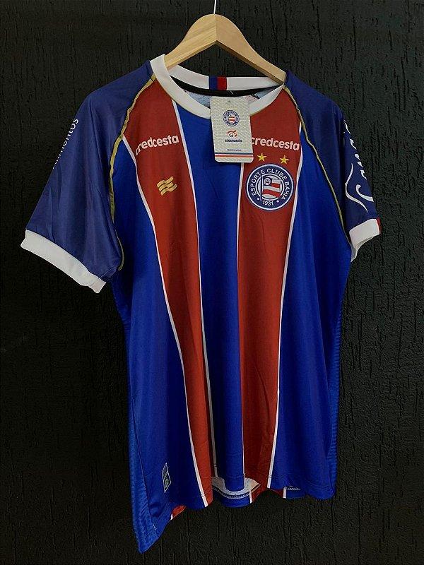 Camiseta Bahia Listrada 2021 Com Frete Grátis