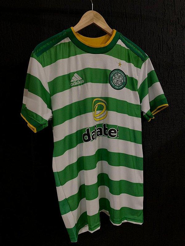 Camiseta Celtic Verde 2021 Com Frete Grátis