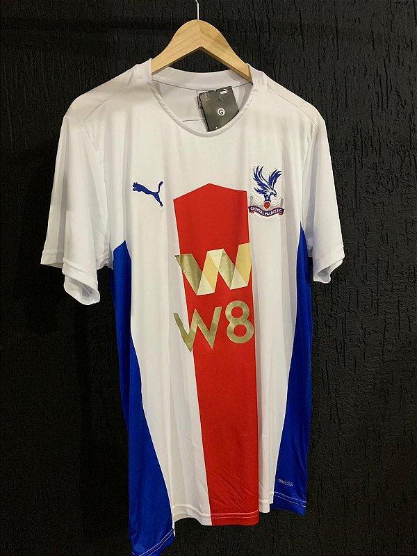 Camiseta Crystal Palace 2021 Com Frete Grátis