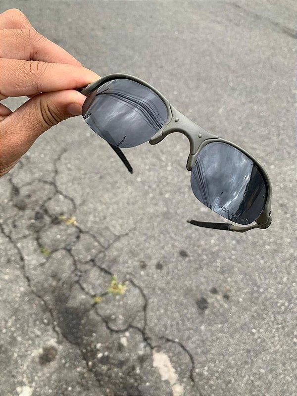 Óculos Oakley Romeo 2 Lente Preta Frete Grátis