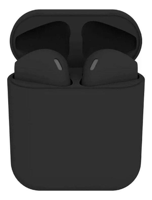 Fone Bluetooth InPods 12 5.0 Preto Oferta Frete Grátis