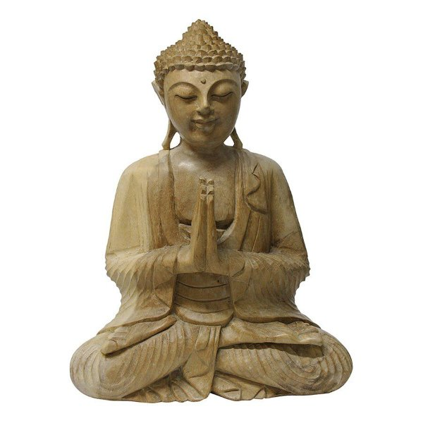 Buda Sentado Anjali 40cm