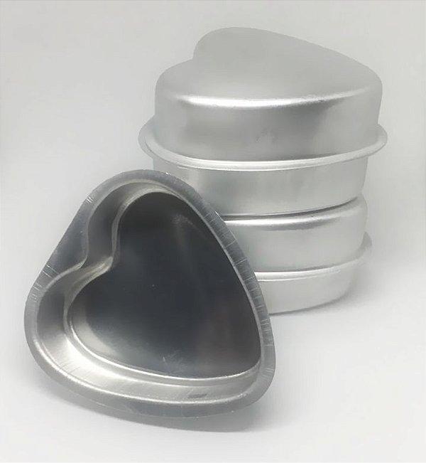 Forma de pão de mel coração 02