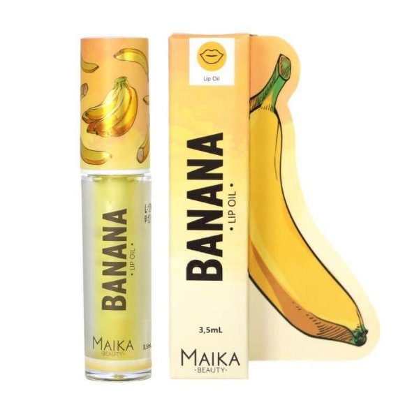 Banana Lip Oil Maika Beauty 3,5ml