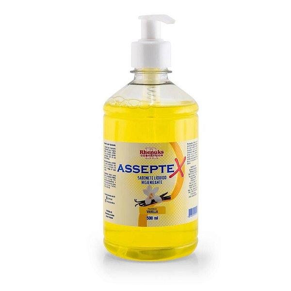 Sabonete Líquido Higienizante Asseptex Vanilla 500ml