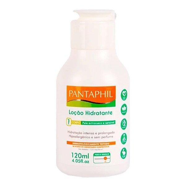 Pantaphil Loção Hidratante Corporal 120ml