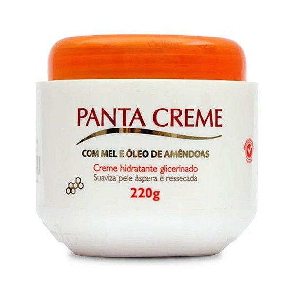 Panta Cosmética Creme Hidratante Glicerinado 220g