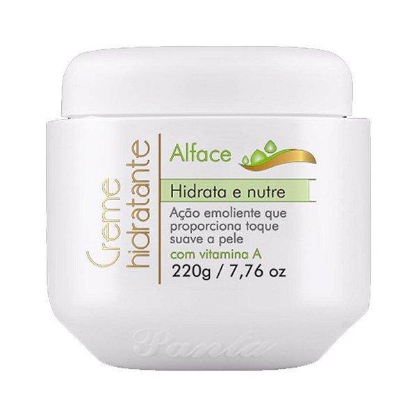 Panta Cosmética Creme Hidratante de Alface 220g