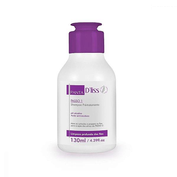Panta Cosmética Shampoo Pré-Tratamento D'Liss 130ml