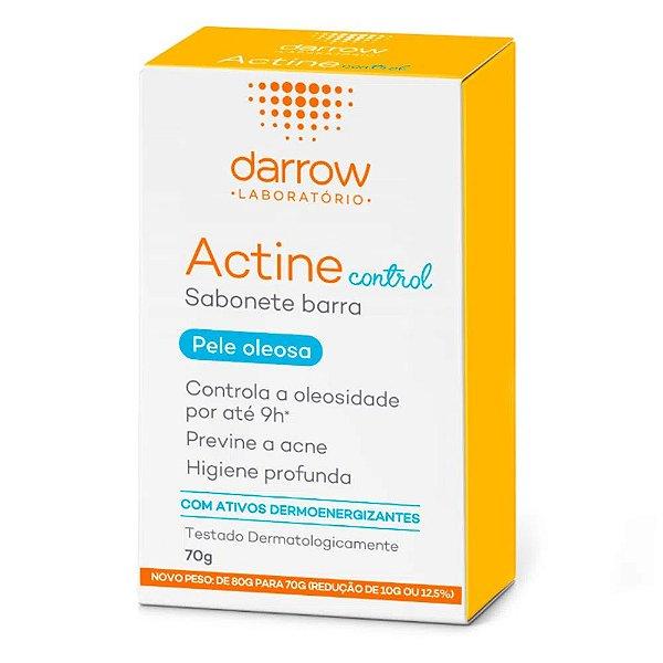 Actine Control Sabonete em Barra 70g Darrow