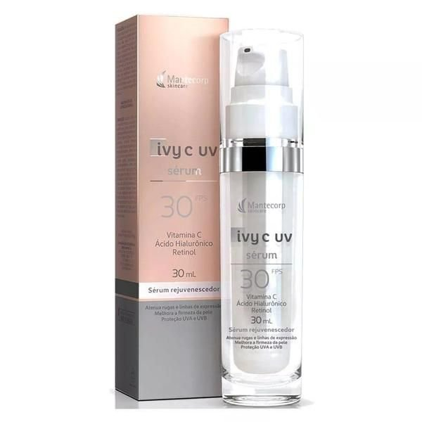 Ivy C Serum Uv Fps 30 30ml Facial Rejuvenescedor