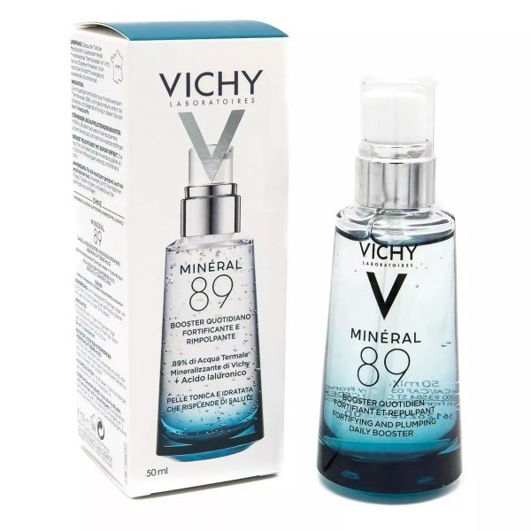 Mineral 89 50ml Hidratante Facial Vichy