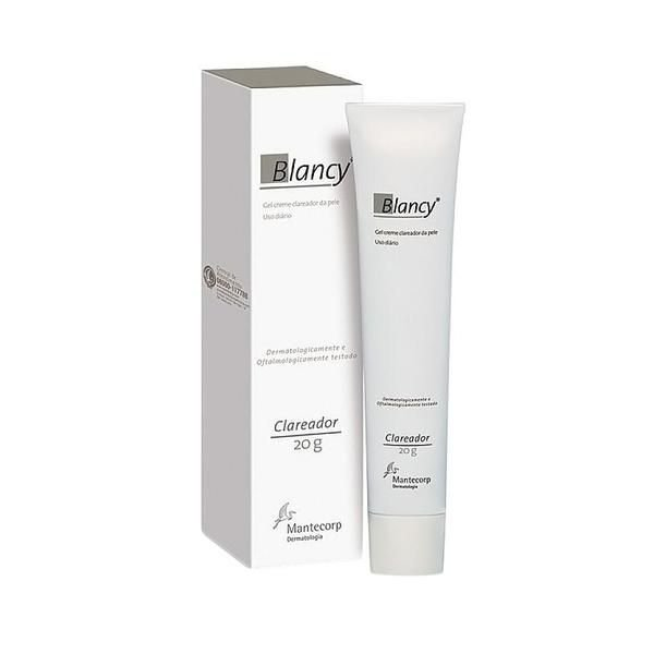 Blancy Clareador Gel Creme Noturno 20g Mantecorp